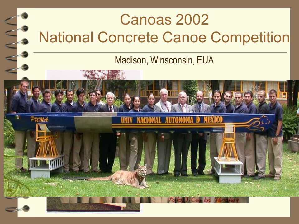 National Concrete Canoe Competition