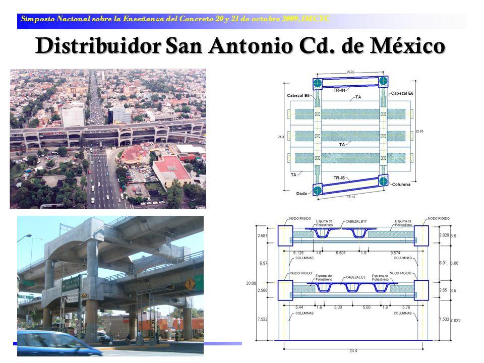Distribuidor San Antonio Cd. de México