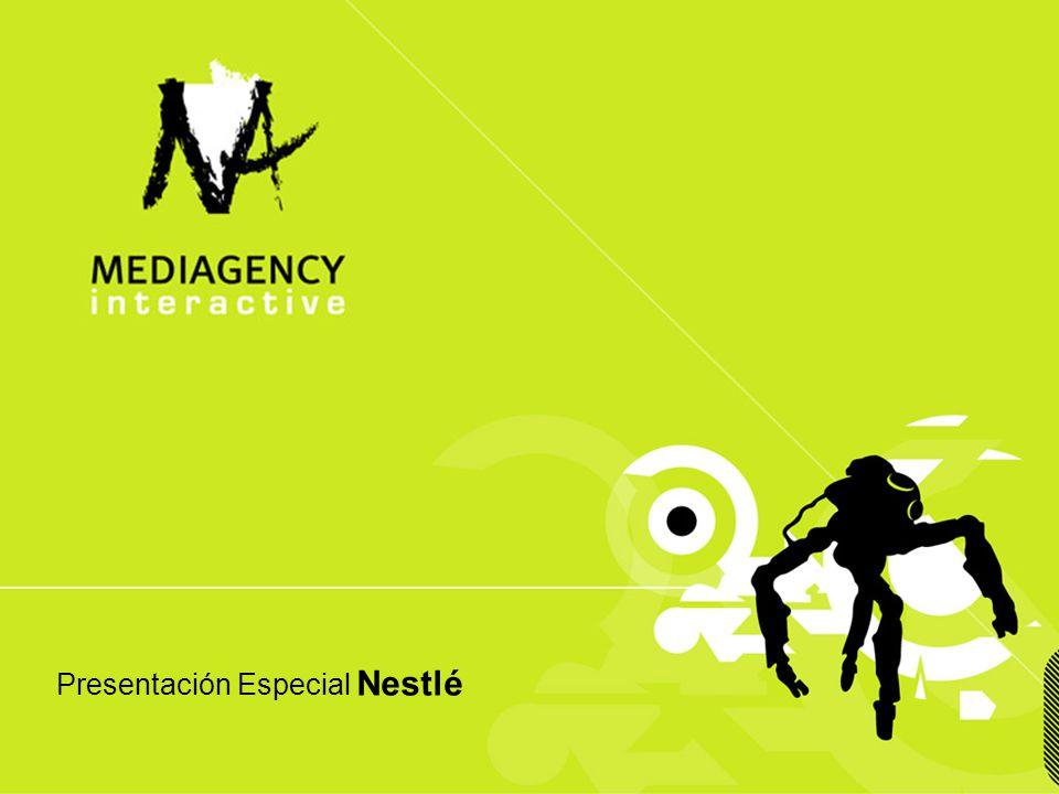 Presentación Especial Nestlé