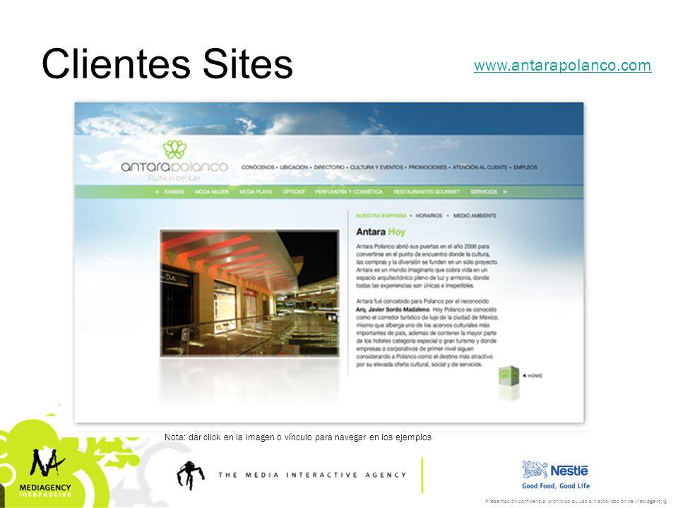 Clientes Sites www.antarapolanco.com