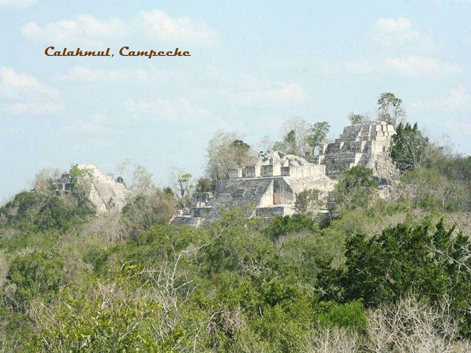 Calakmul, Campeche