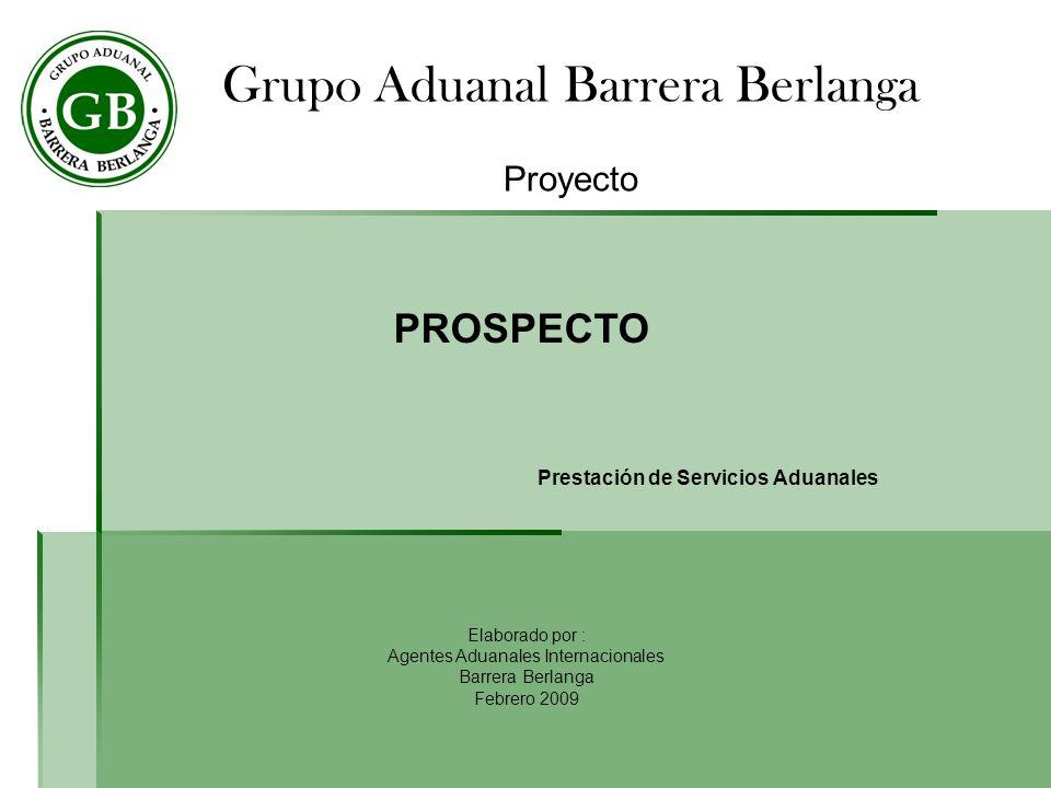 Grupo Aduanal Barrera Berlanga