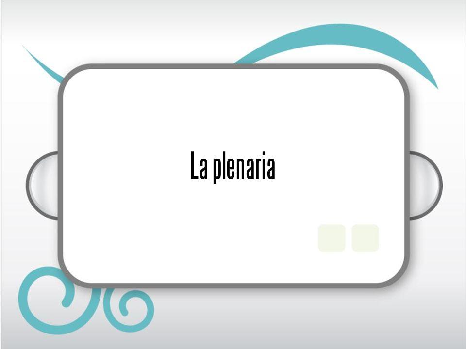 La plenaria