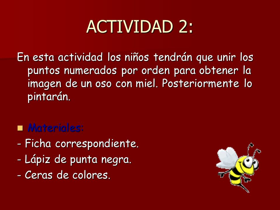 ACTIVIDAD 2: