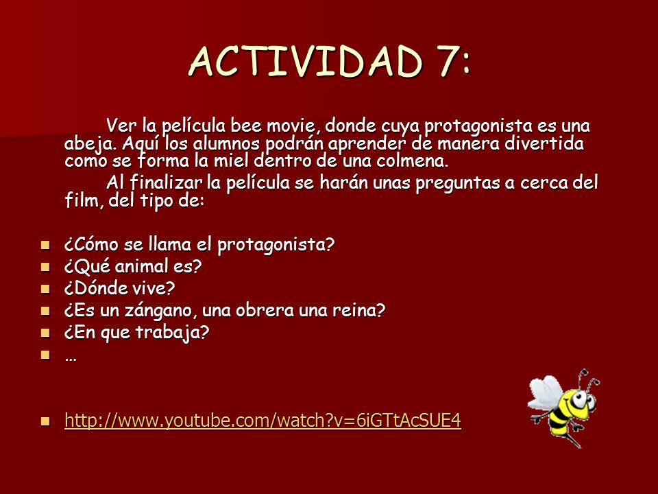 ACTIVIDAD 7:
