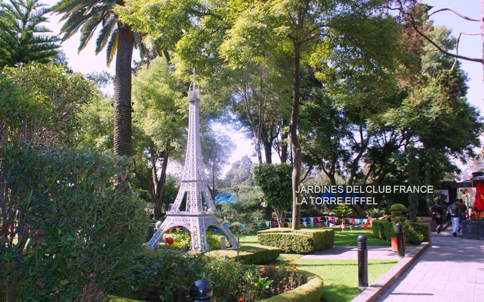 JARDINES DEL CLUB FRANCE