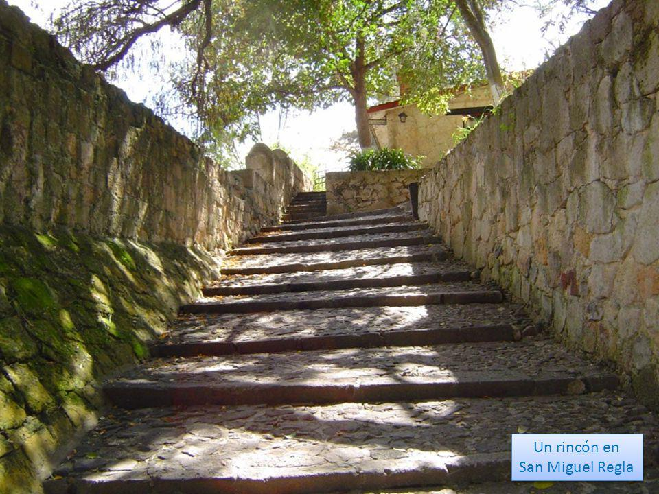 Un rincón en San Miguel Regla