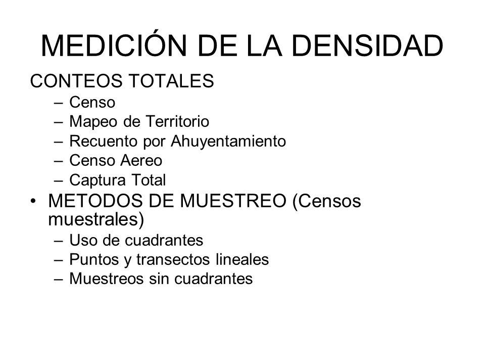 MEDICIÓN DE LA DENSIDAD