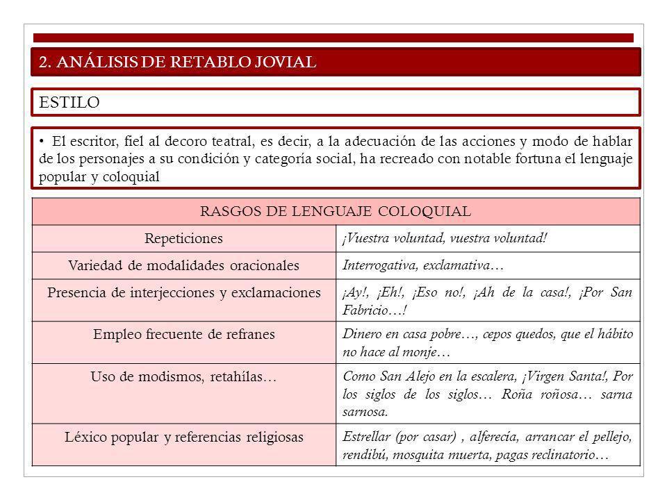 2. ANÁLISIS DE RETABLO JOVIAL