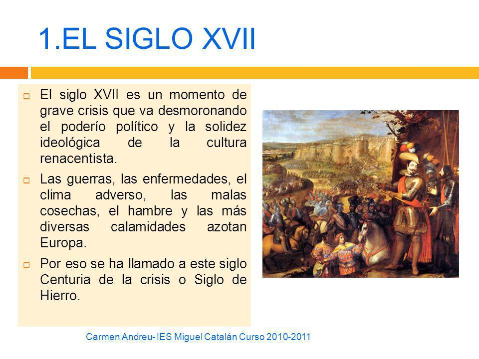 1.EL SIGLO XVII