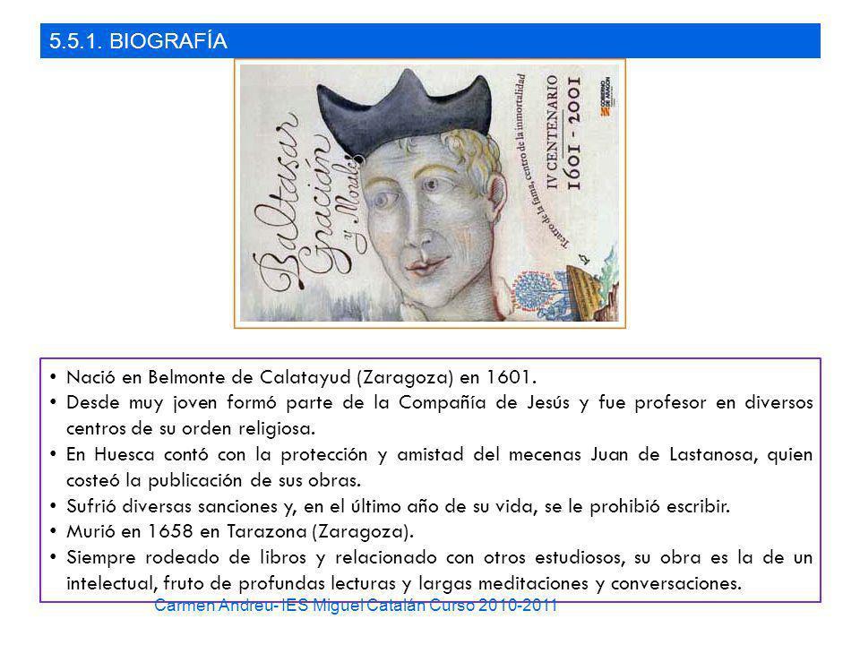 Nació en Belmonte de Calatayud (Zaragoza) en 1601.