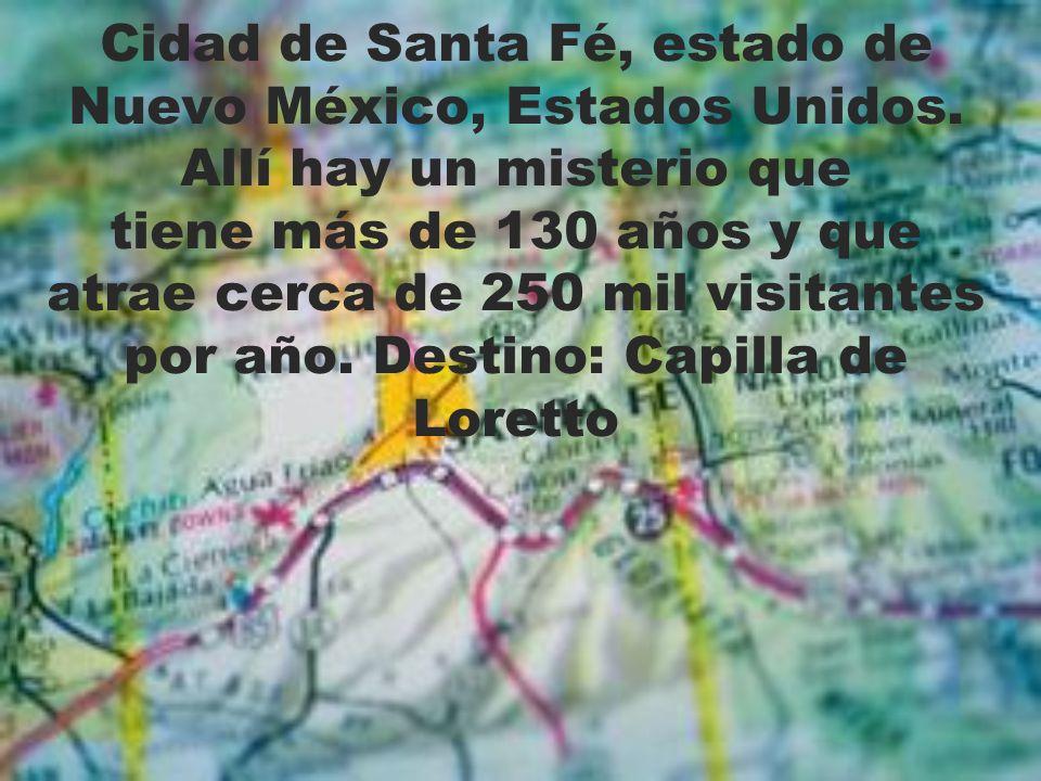 Cidad de Santa Fé, estado de Nuevo México, Estados Unidos