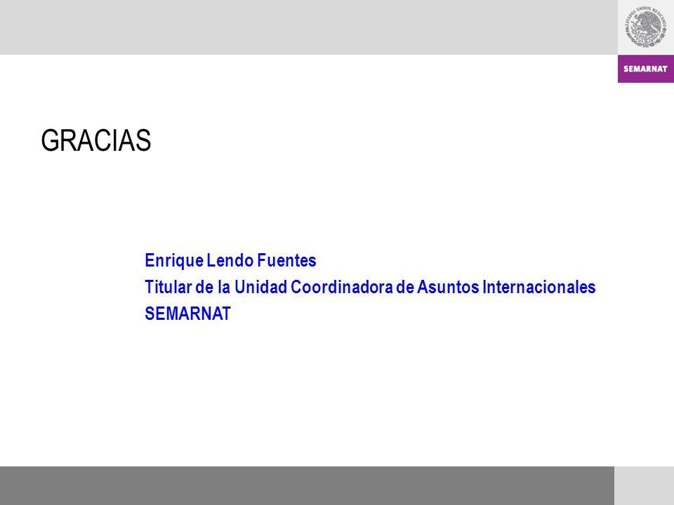 GRACIAS Enrique Lendo Fuentes