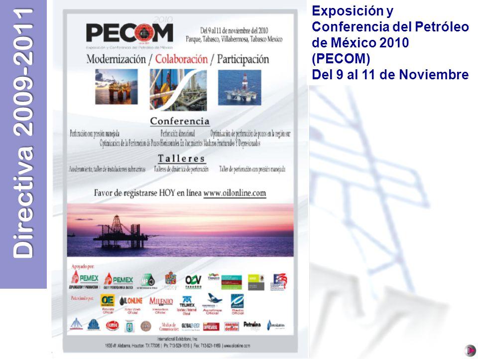 Exposición y Conferencia del Petróleo de México 2010
