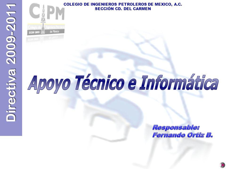 Apoyo Técnico e Informática