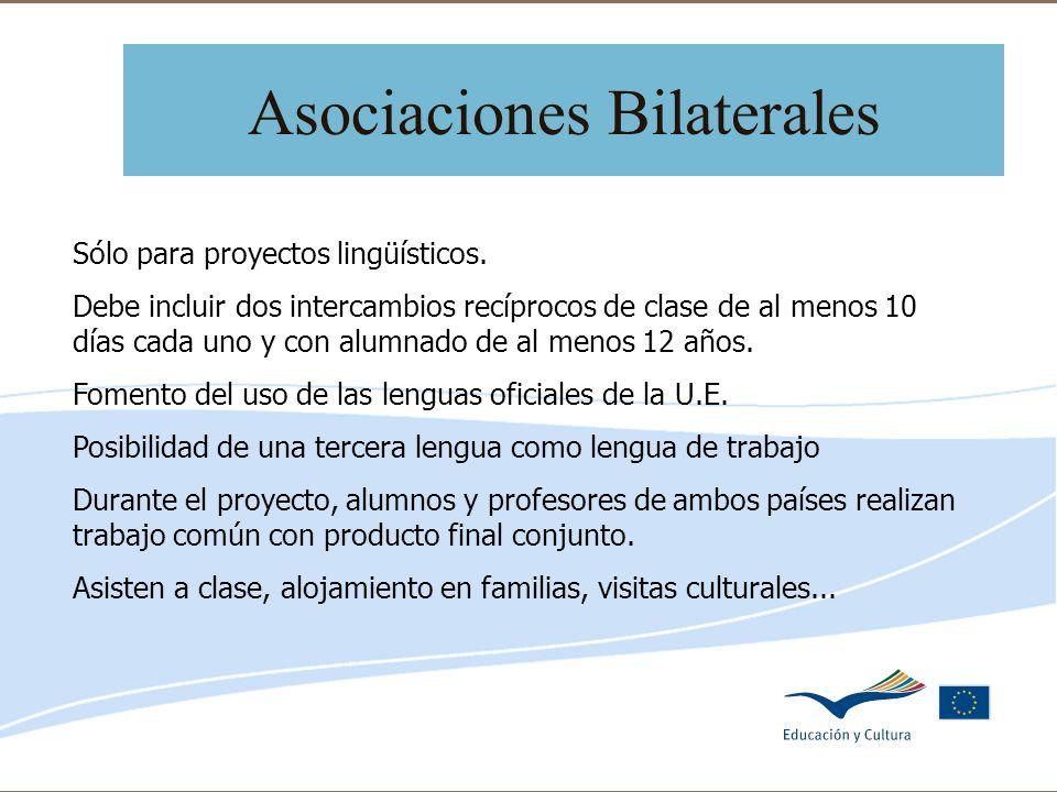 Asociaciones Bilaterales