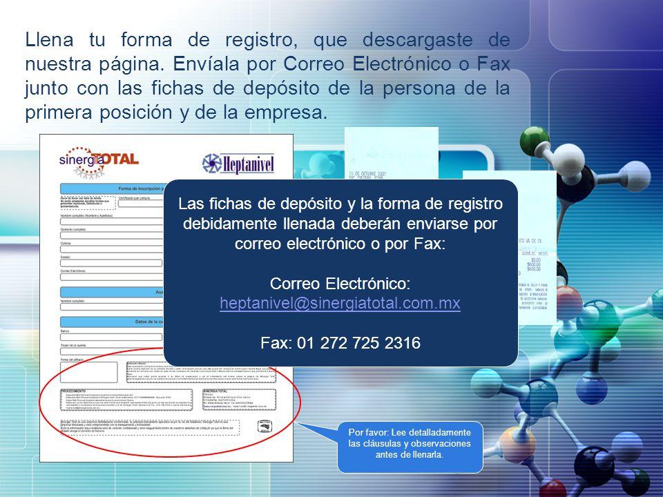 Correo Electrónico: heptanivel@sinergiatotal.com.mx