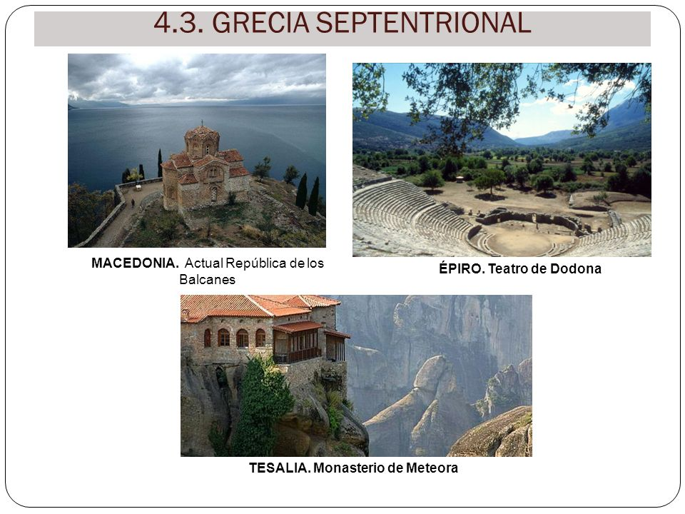 TESALIA. Monasterio de Meteora