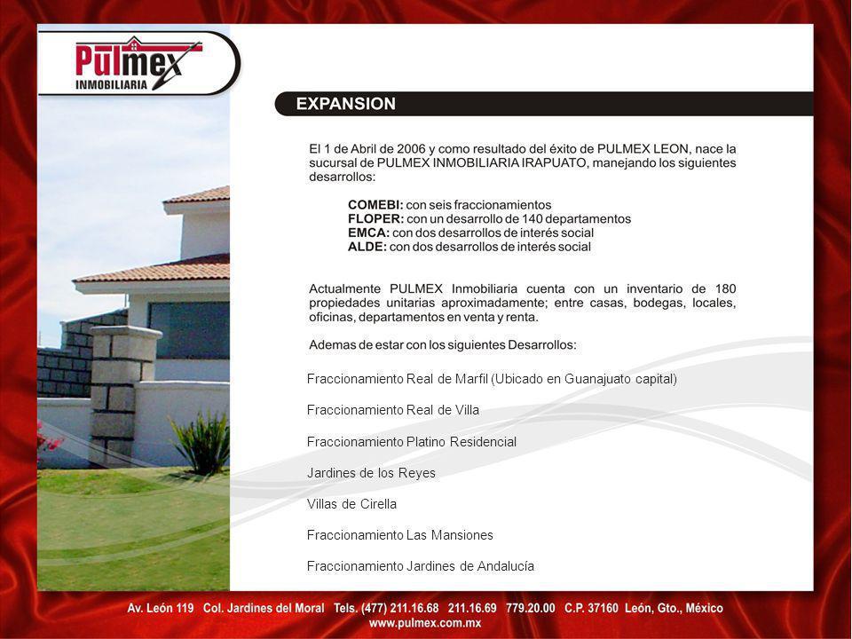 Fraccionamiento Real de Marfil (Ubicado en Guanajuato capital)