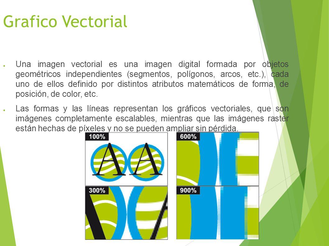Grafico Vectorial
