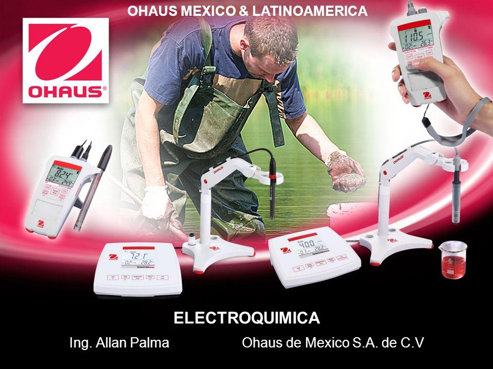 Ing. Allan Palma Ohaus de Mexico S.A. de C.V