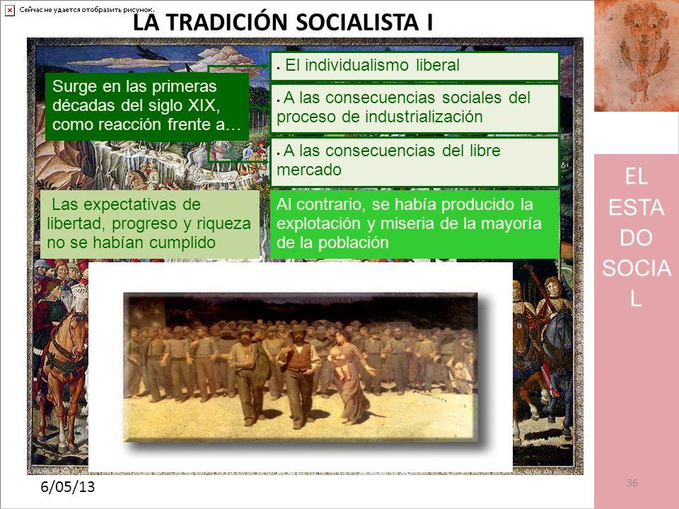 LA TRADICIÓN SOCIALISTA I