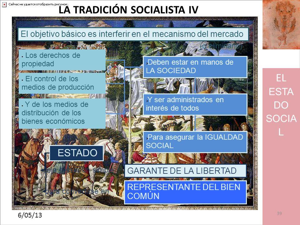 LA TRADICIÓN SOCIALISTA IV