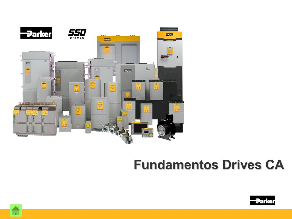 Fundamentos Drives CA