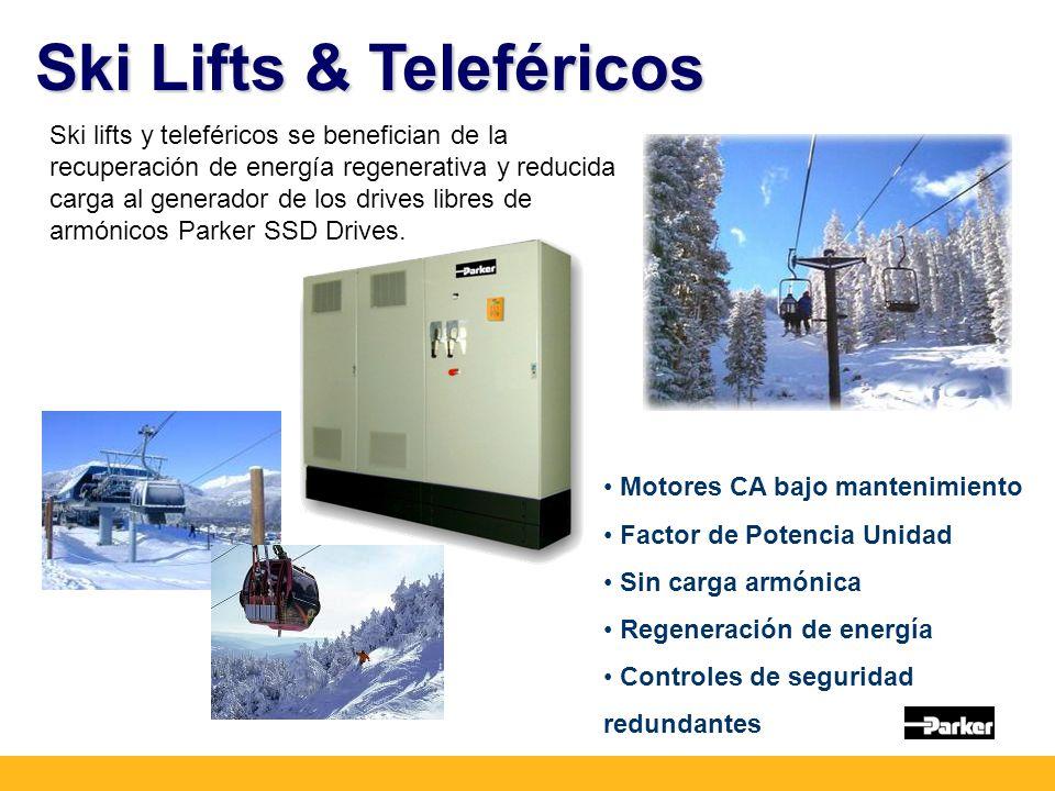 Ski Lifts & Teleféricos