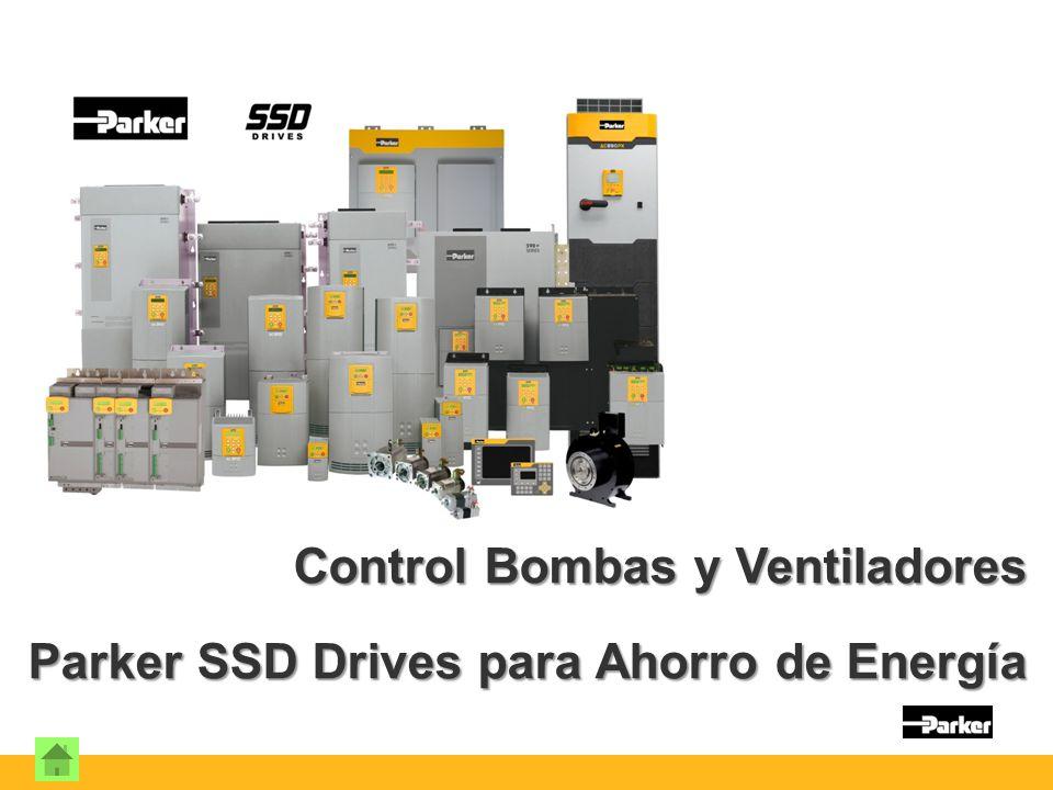 Control Bombas y Ventiladores