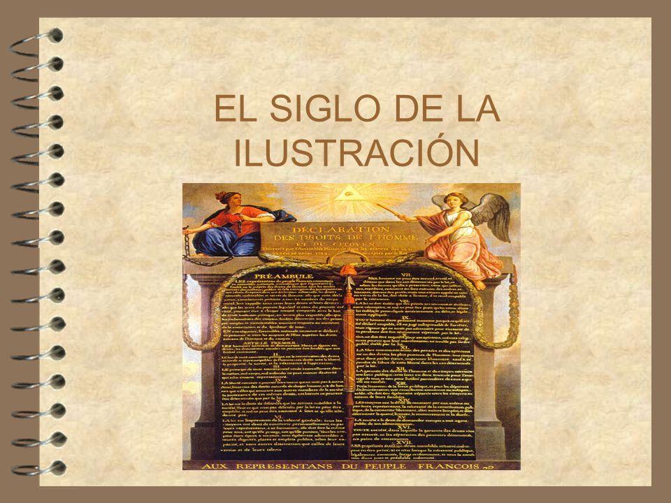 EL SIGLO DE LA ILUSTRACIÓN