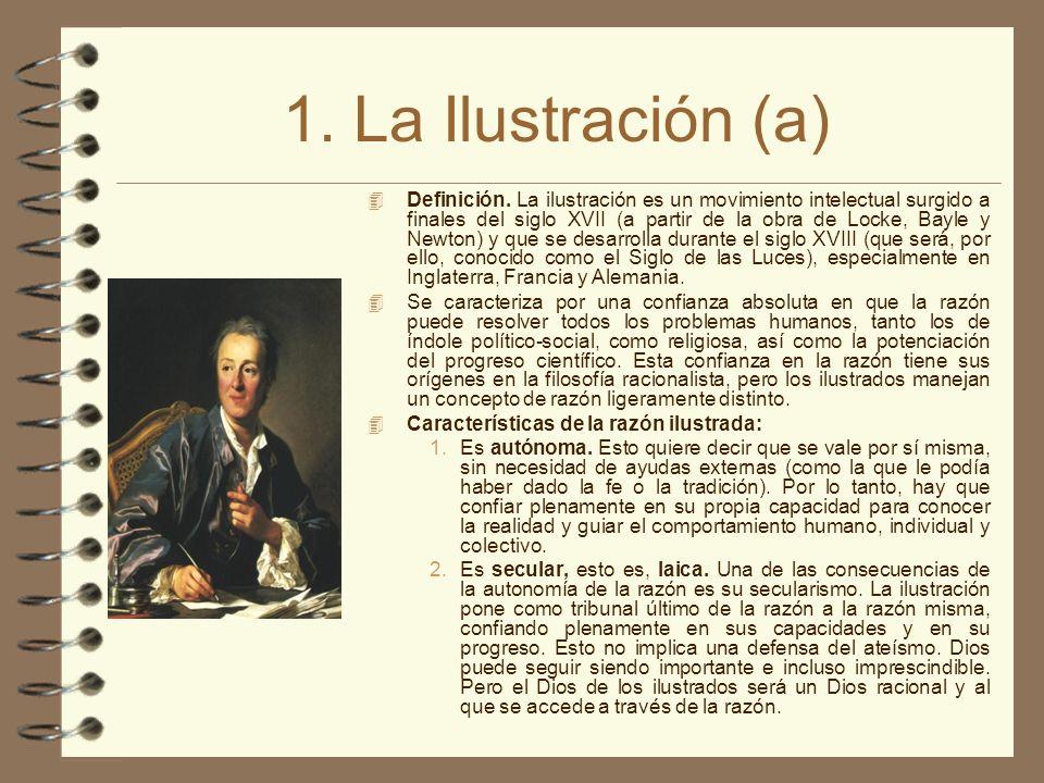 1. La Ilustración (a)