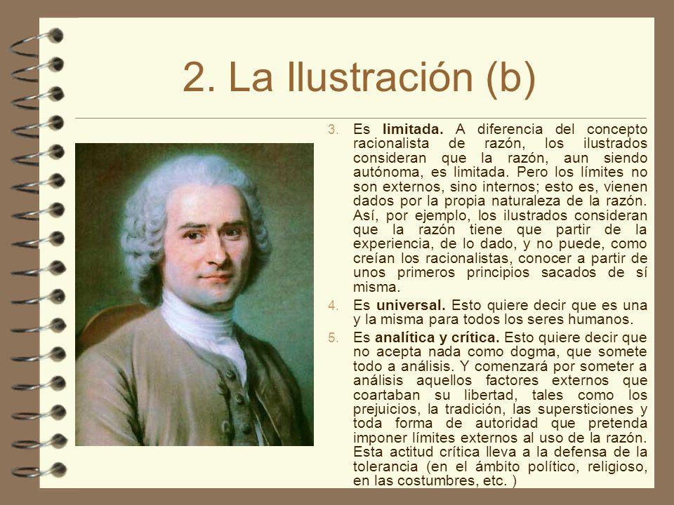 2. La Ilustración (b)