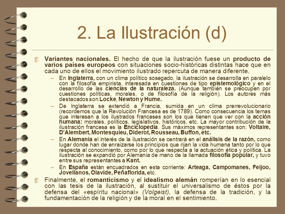 2. La Ilustración (d)