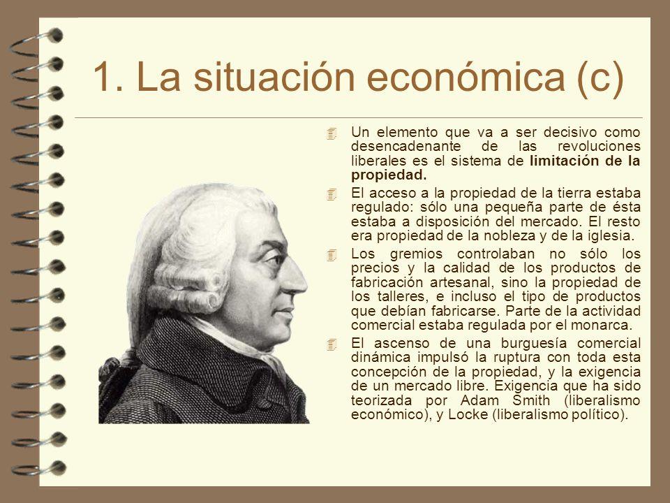 1. La situación económica (c)