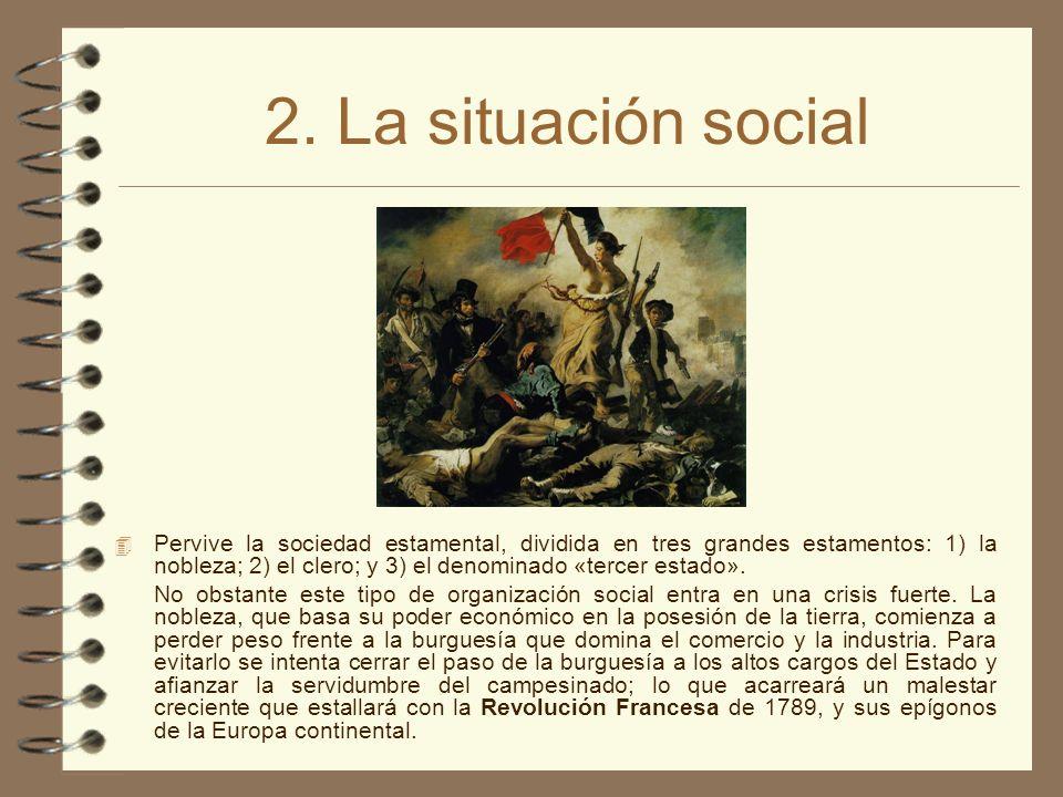 2. La situación social