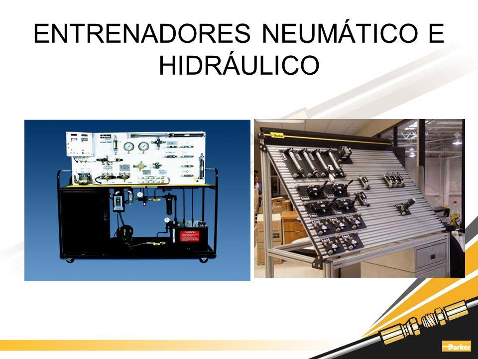ENTRENADORES NEUMÁTICO E HIDRÁULICO