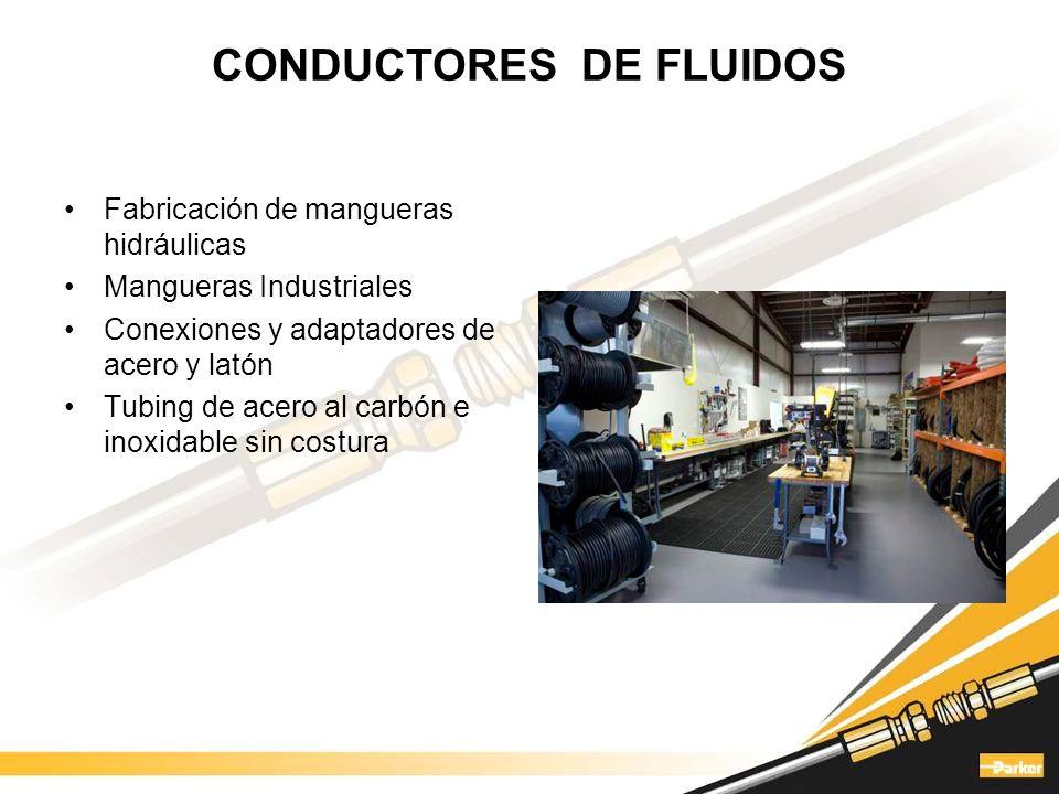 CONDUCTORES DE FLUIDOS