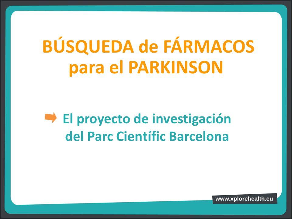 El proyecto de investigación del Parc Científic Barcelona