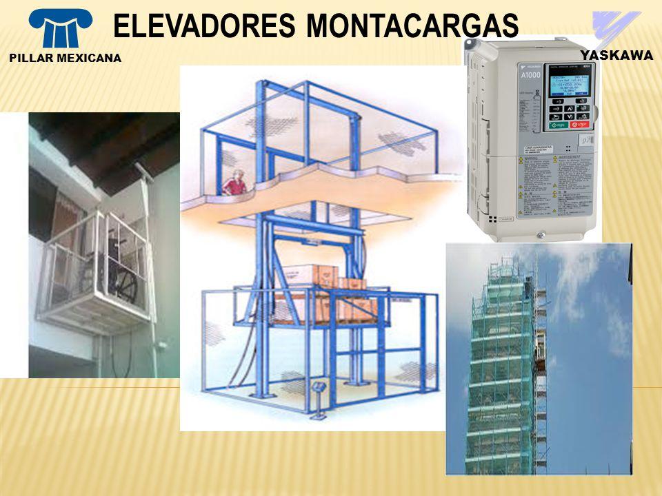 ELEVADORES MONTACARGAS