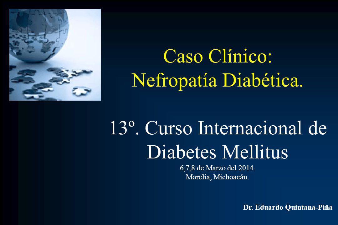 13º. Curso Internacional de Diabetes Mellitus