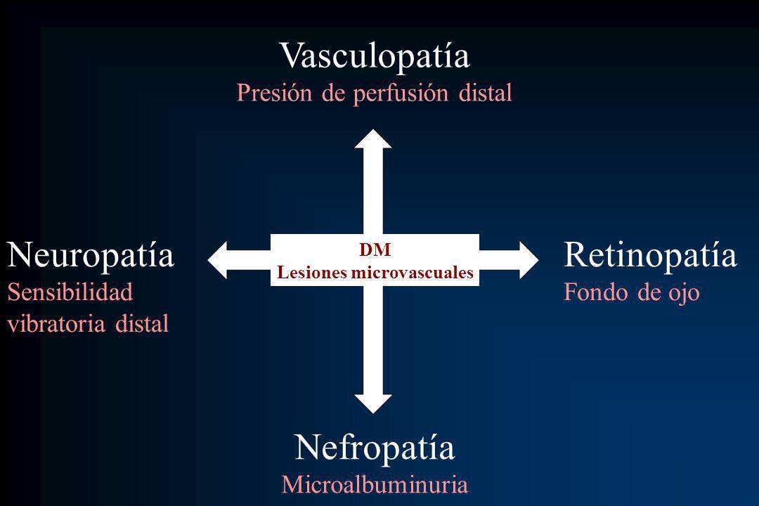 Lesiones microvascuales
