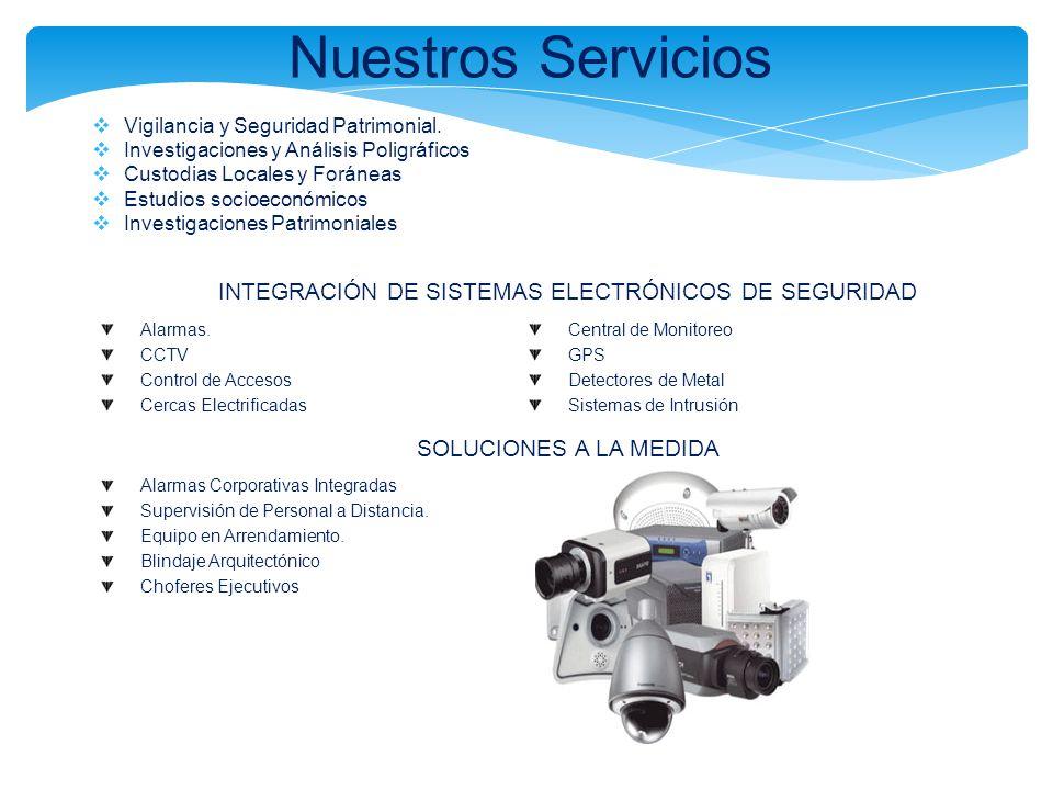 INTEGRACIÓN DE SISTEMAS ELECTRÓNICOS DE SEGURIDAD