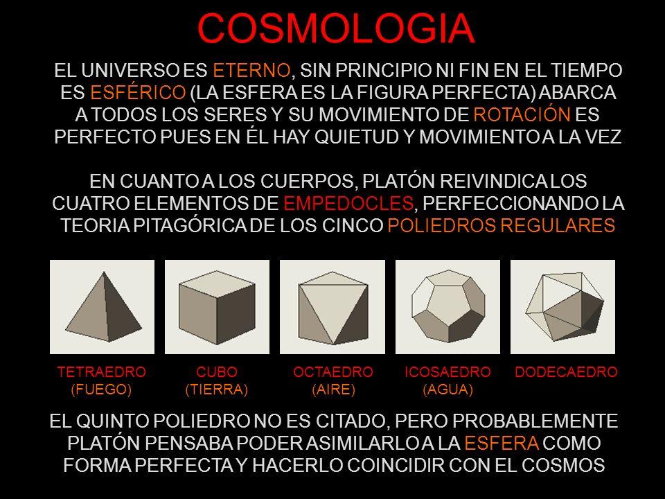 COSMOLOGIA EL UNIVERSO ES ETERNO, SIN PRINCIPIO NI FIN EN EL TIEMPO