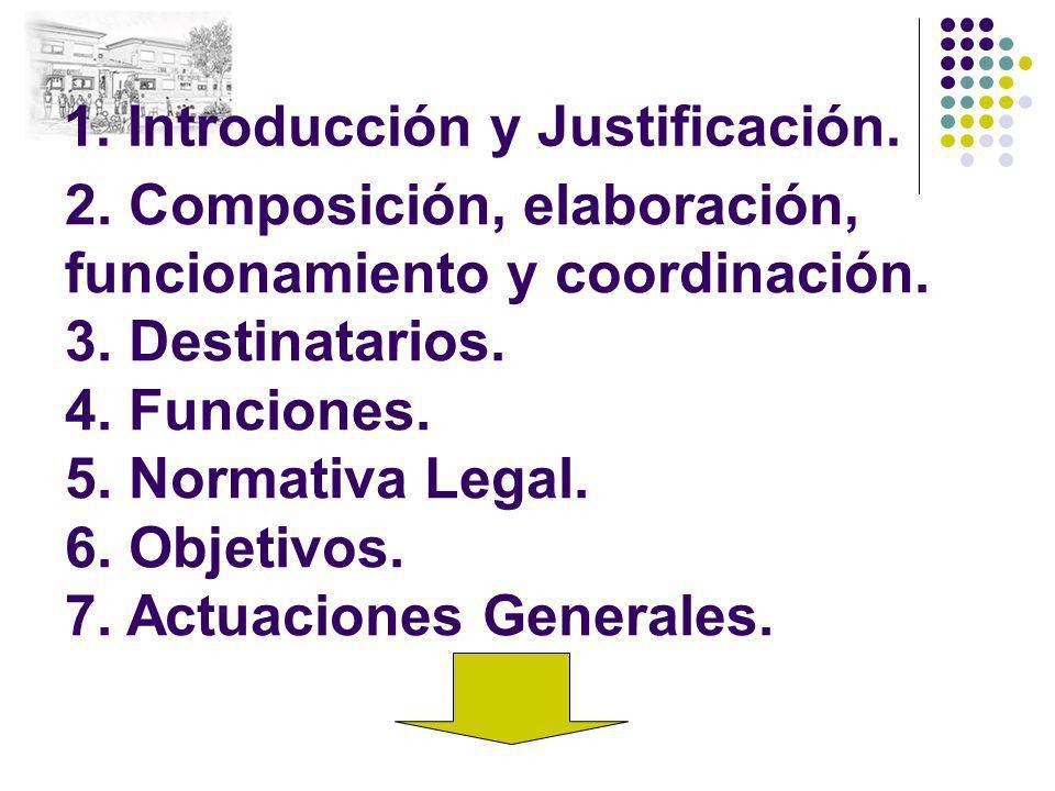 1. Introducción y Justificación.