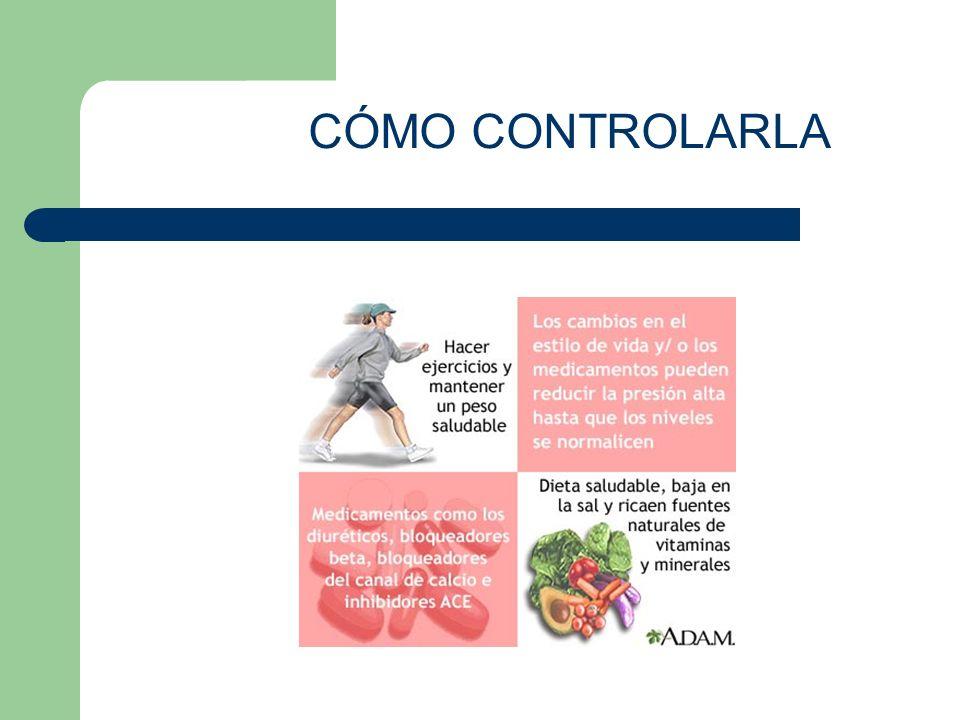 CÓMO CONTROLARLA 8