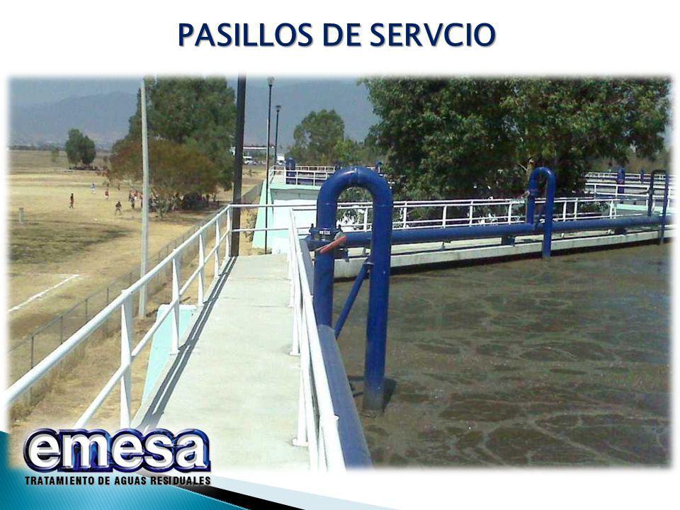 PASILLOS DE SERVCIO