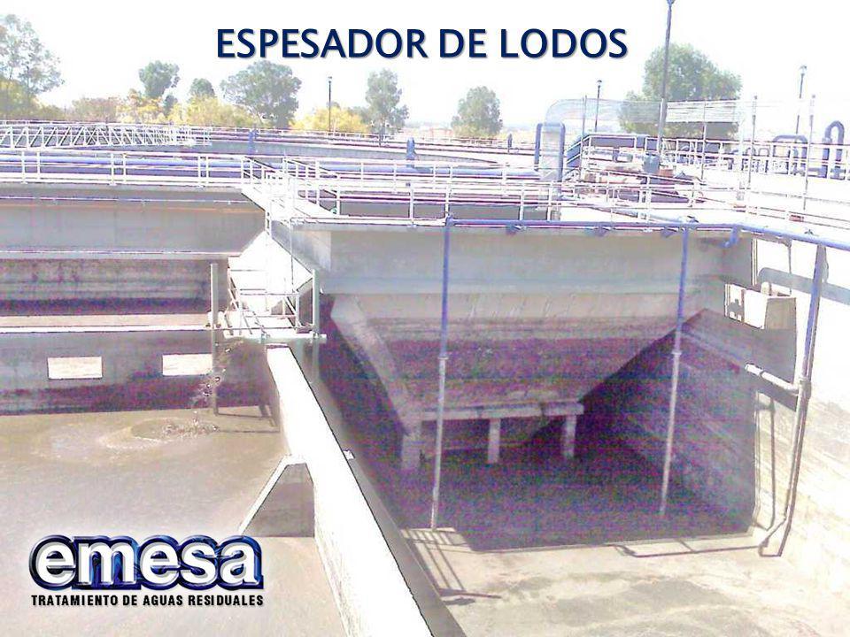 ESPESADOR DE LODOS