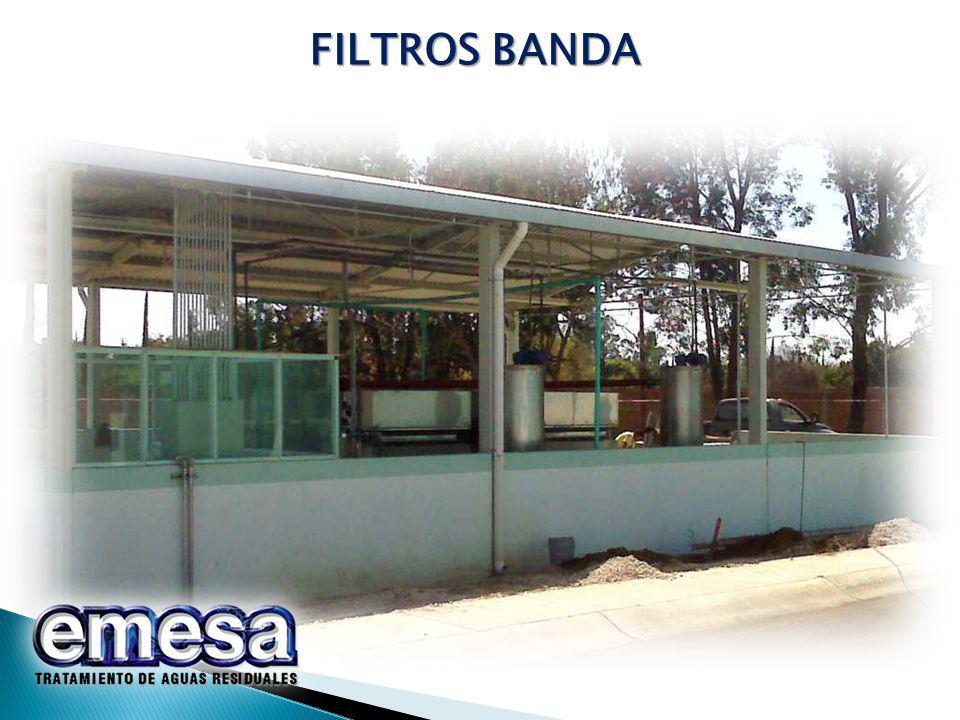 FILTROS BANDA