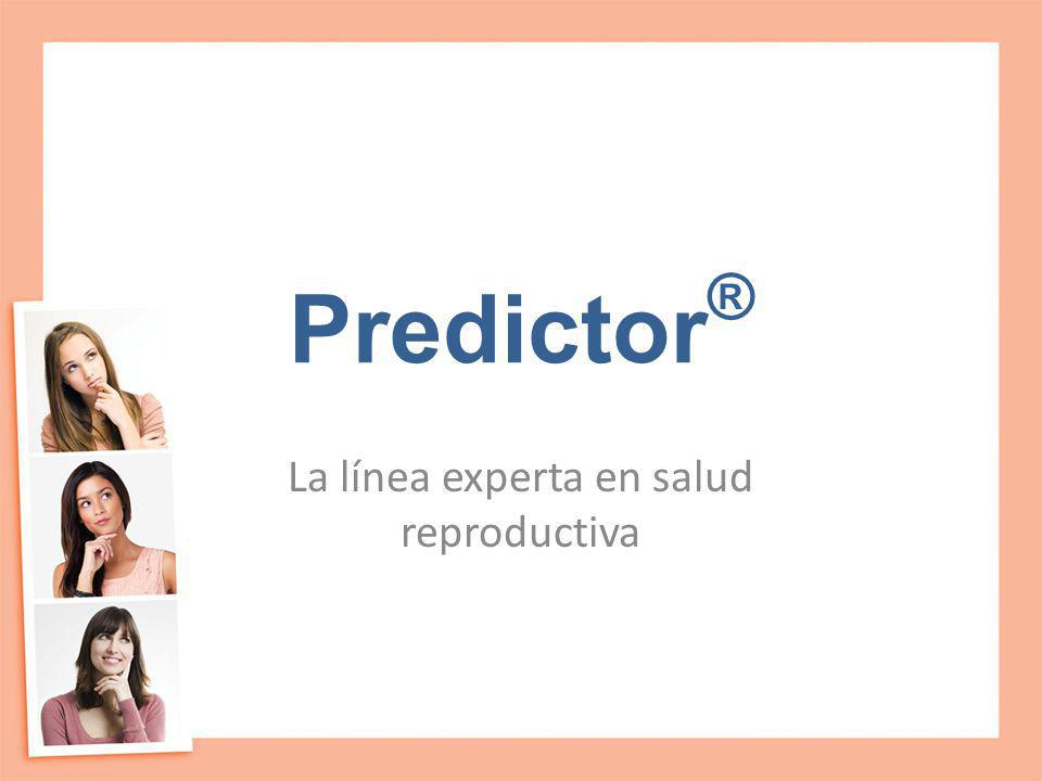 La línea experta en salud reproductiva